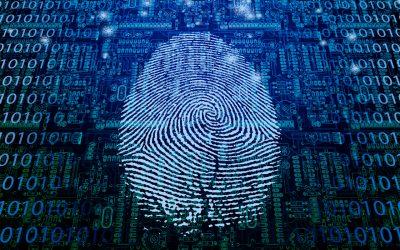 finger print scanner security