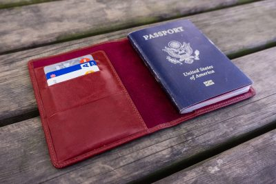 portable travel wallet