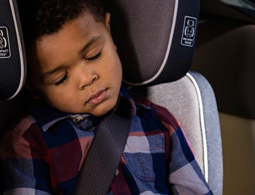 Tech can Save Your Child from a Hot Car Death!